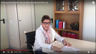 Video: Beitragsrückstände der Selbstständigen in der privaten Krankenversicherung