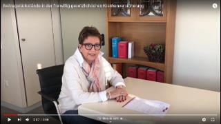 Video: Beitragsrückstände der Selbstständigen in der freiwillig gesetzlichlichen Krankenversicherung